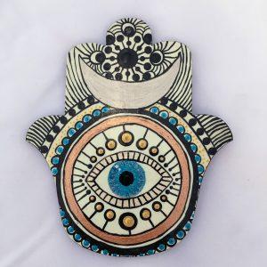 Moon Eye Hamsa